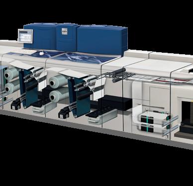 Production Printers and Digital Presses